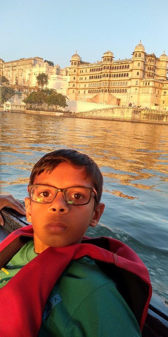 Must visit Lake Pichola & Boat Ride