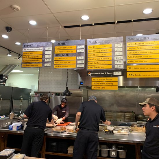Mission Bbq King Of Prussia Restaurant Reviews Phone Number