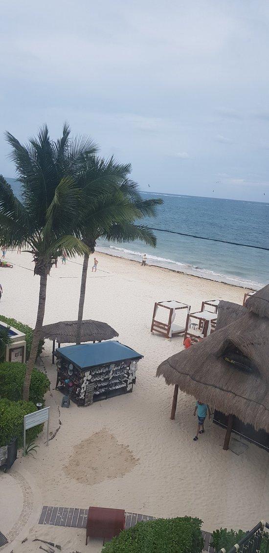 Muy bonita playa......