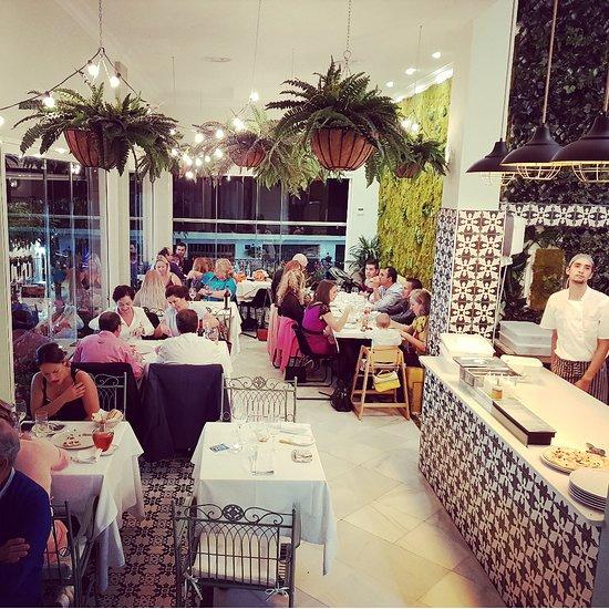 LA TARANTELLA, Estepona - Updated 2019 Restaurant Reviews