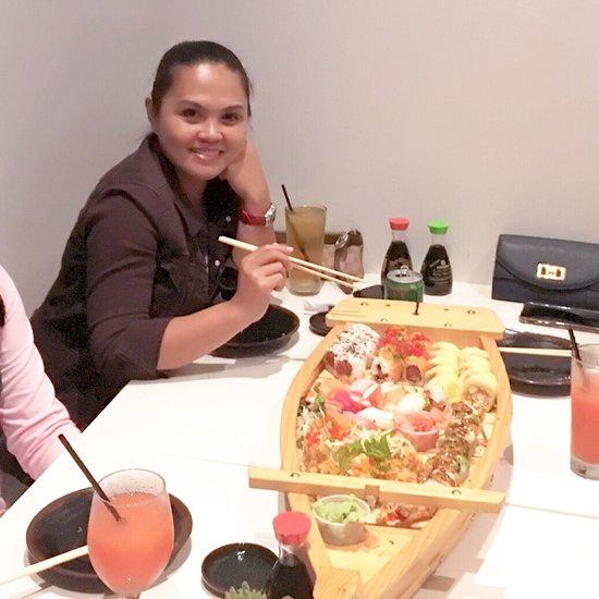 Restaurant Reviews Photos: Yoshis Sushi Bar And Japanese Restaurant, Providenciales