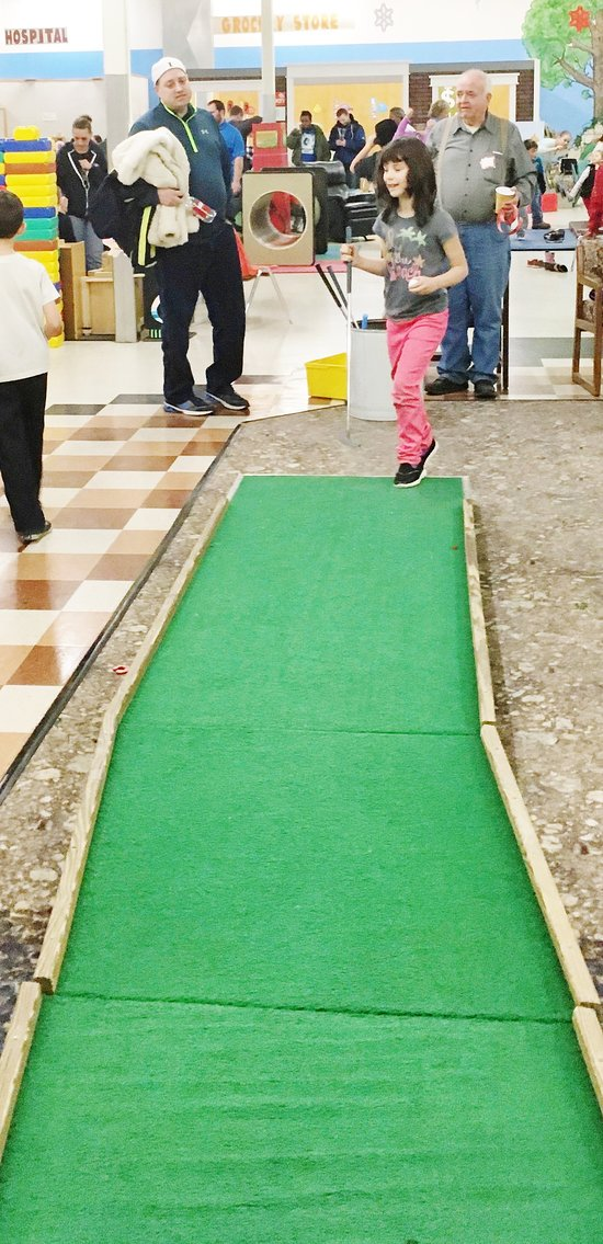 Animal Themed Golf Course