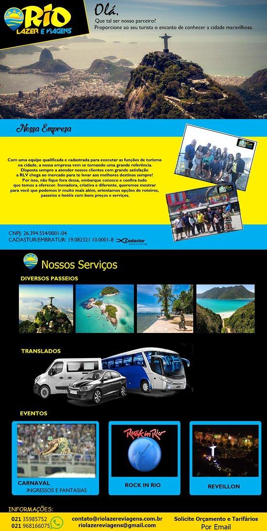 Sightseeing Tours Rio