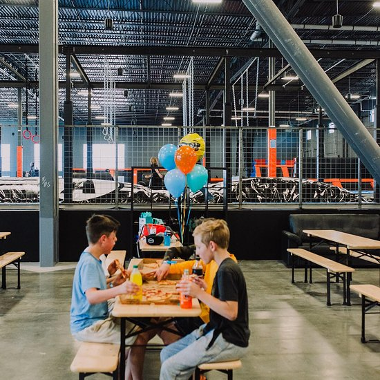 Airborne Trampoline Park Dfw North Richland Hills 2021 All You Need To Know Before You Go Tours Tickets With Photos Tripadvisor