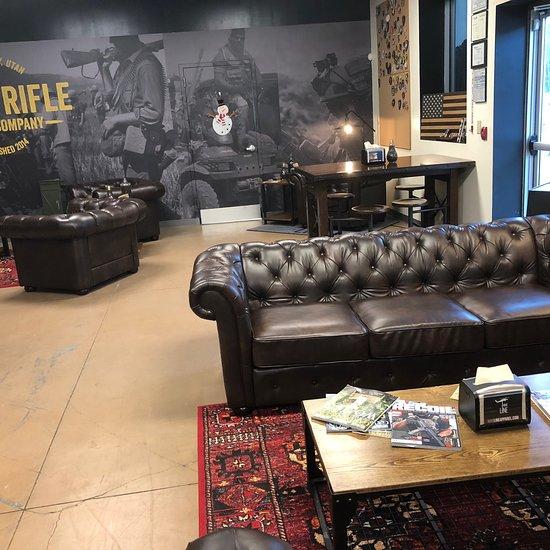 Black Rifle Coffee Shop, Savannah - Restaurant Reviews ...