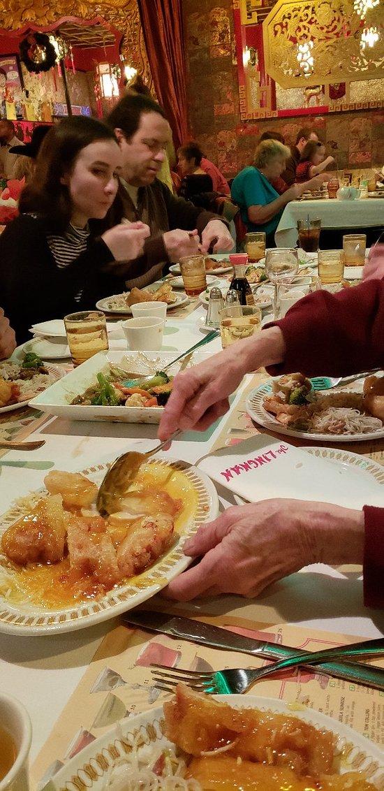Lingnan Edmonton Central Mcdougall Restaurant Reviews