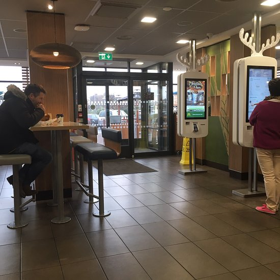 Mcdonalds Amy Johnson Way Blackpool Restaurant Reviews