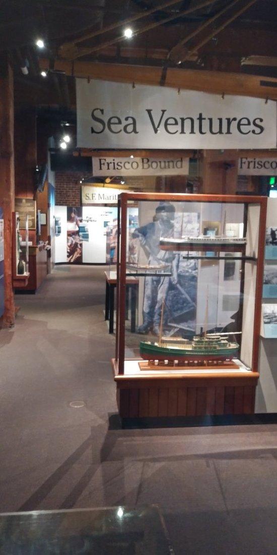 San Francisco Maritime National Historical Park S Visitor