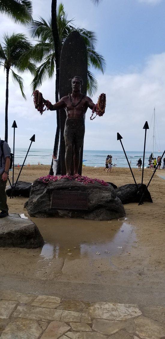 Statue of Duke Kahanamoku (Honolulu) - 2019 All You Need to