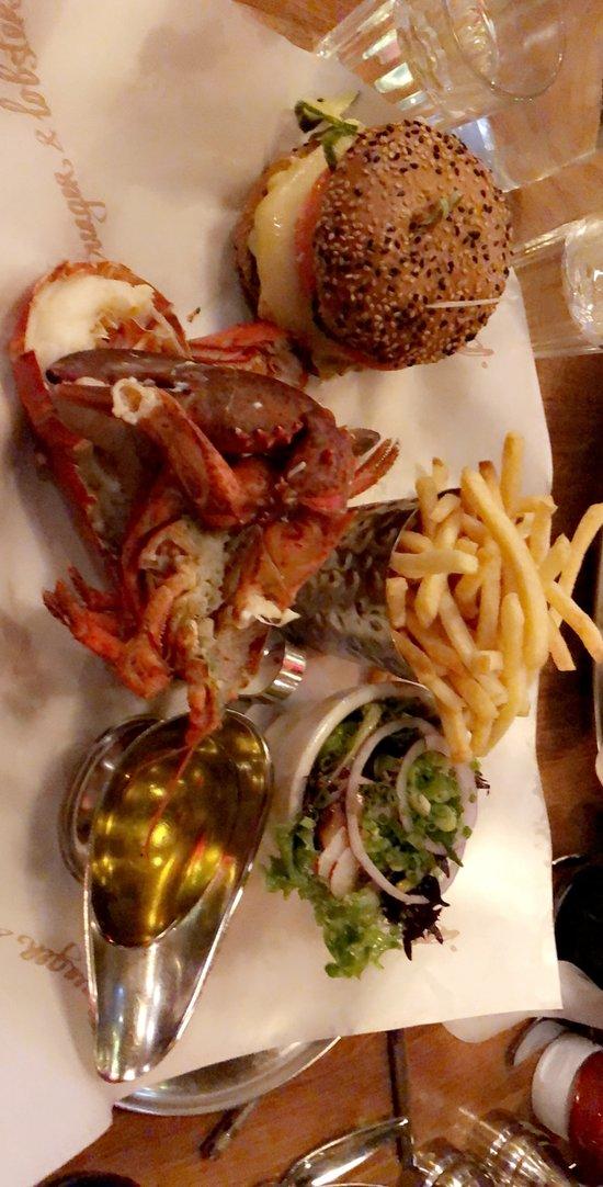 Burger & Lobster, New York City