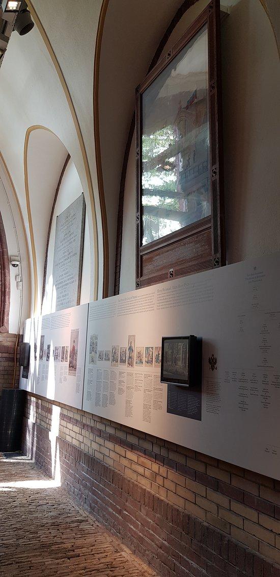 Домик Петра Великого в Саардаме (август 2018 года)...
