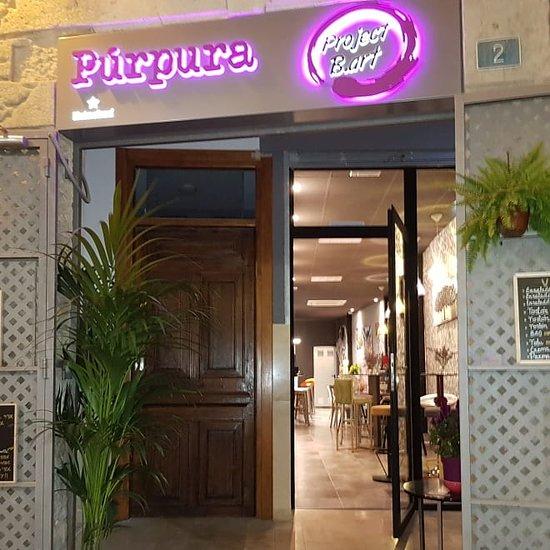 c3297122612500 Purpura Project, Alicante - Restaurant Reviews, Photos & Phone ...