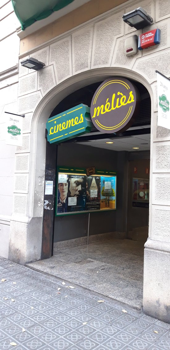 ‪Melies Cinemes‬