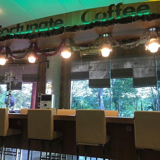 Fortunate Coffee Medan Jl Cemara Asri Boulevard Raya