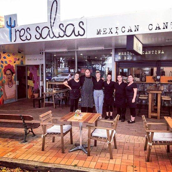 TRES SALSAS, Hervey Bay - Updated 2019 Restaurant Reviews, Menu