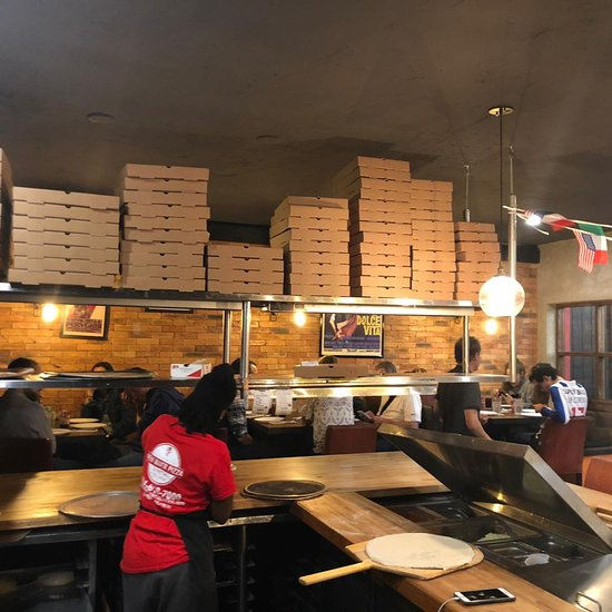 New River Pizza & Fresh Kitchen, Fort Lauderdale