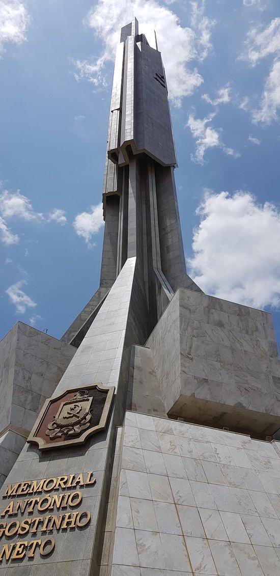 Vista do Memorial