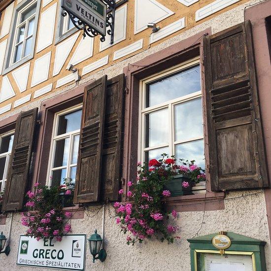 El Greco Zwingenberg Marktplatz 11 Restaurant Bewertungen