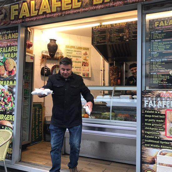 Falafel Land Leicester Photos Restaurant Reviews Food