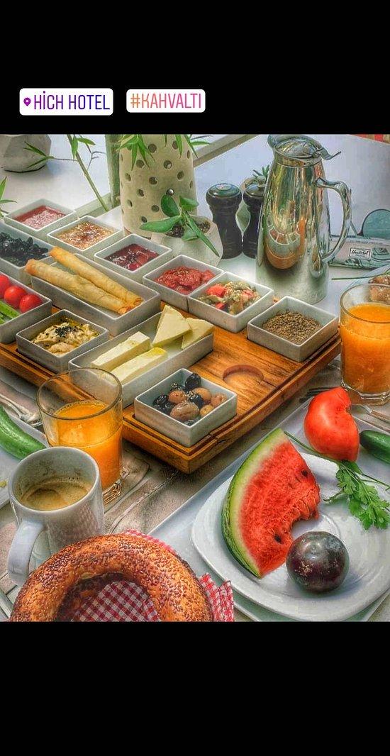 hich hotel Konya Kahvaltısı | Breakfast