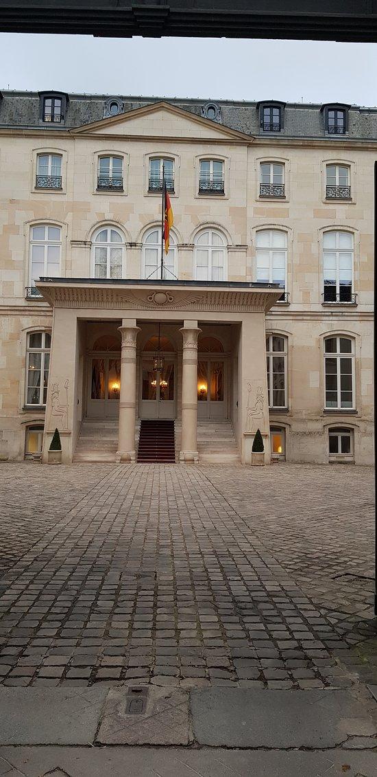 Hotel de Beauharnais