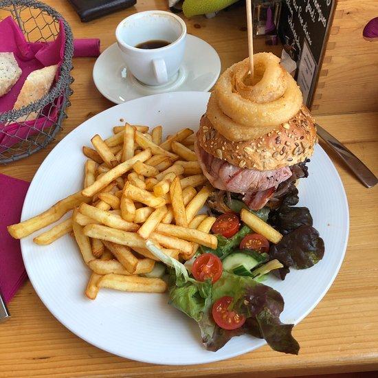 Restaurant la grande ourse les gets webcam