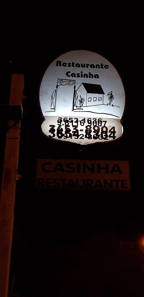 Bom restaurante