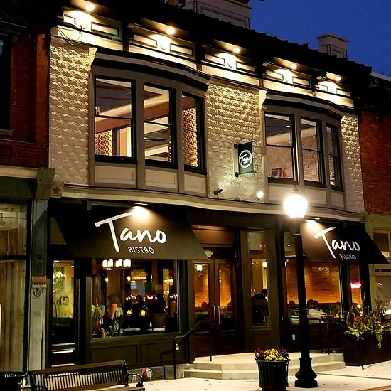 Tano Bistro Catering Loveland Menu Prices Restaurant