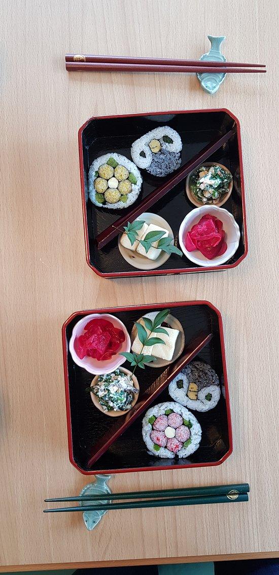 Art Sushi Norikororin