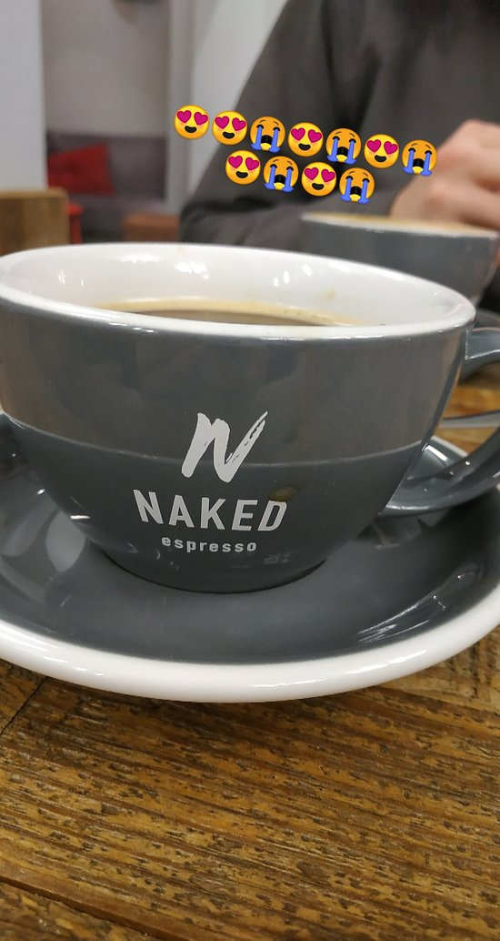 Best coffee I've ever had.