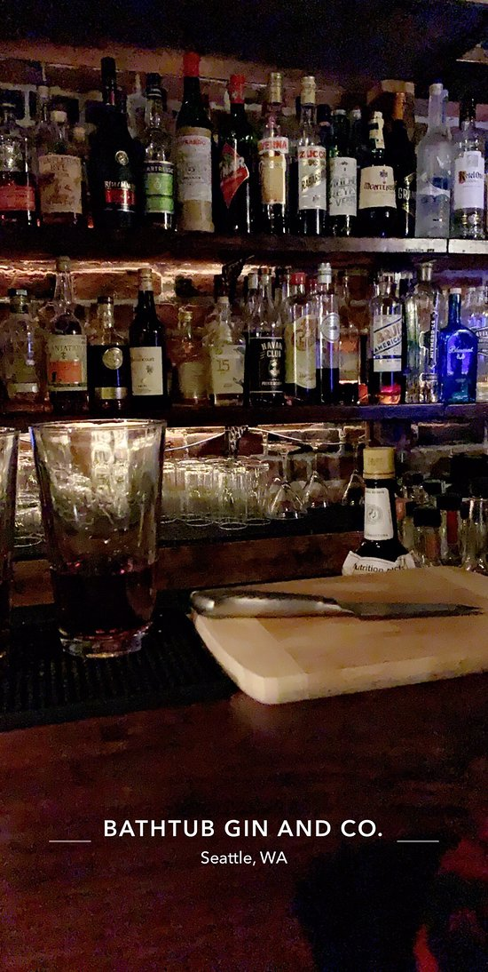 Bathtub Gin And Co Seattle 2019 All You Need To Know