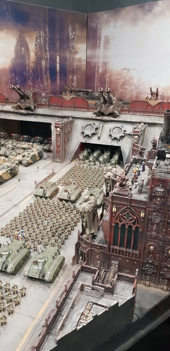Games Workshop Warhammer World Nottingham 2019 All You Need to