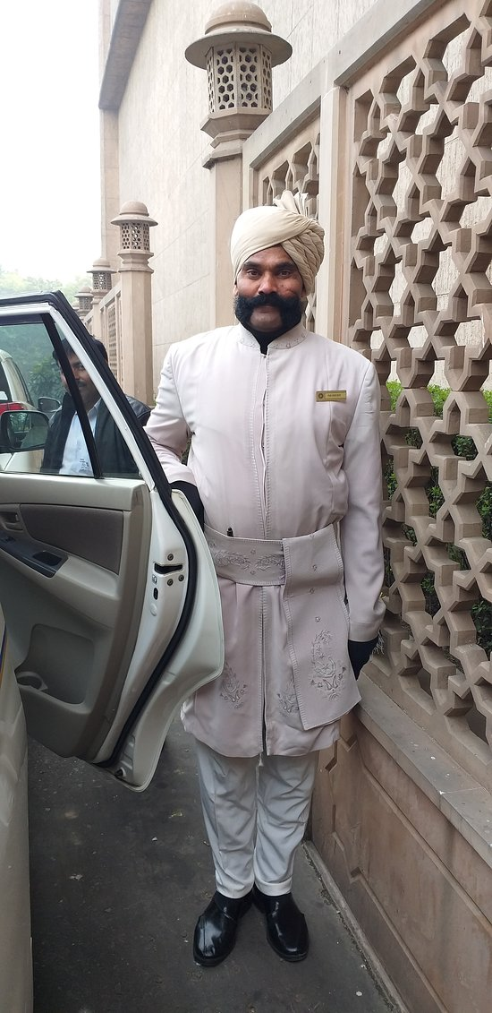 Wonderful experience of Indian hospitality
