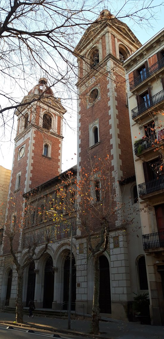 Basilica de San Jose Oriol