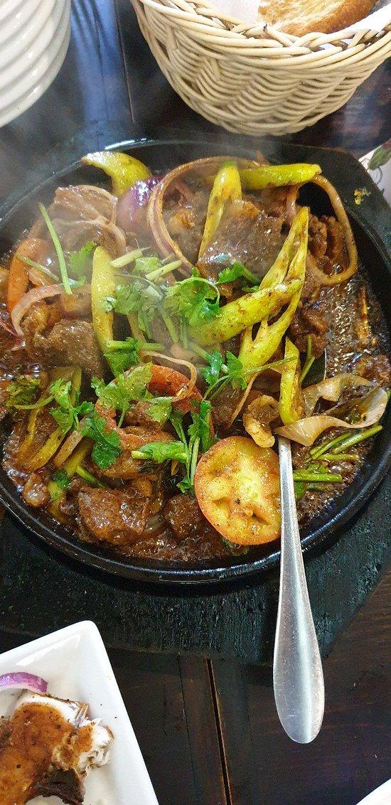 Excellent Sri Lankan Food