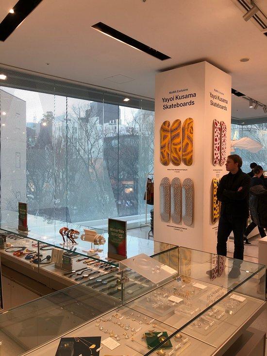 MoMA Design Store Omotesando (Shibuya) Aktuelle 2020