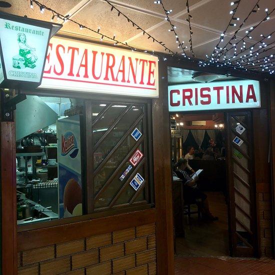 Cristina puerto rico fotos n mero de tel fono y for Restaurante puerto rico madrid