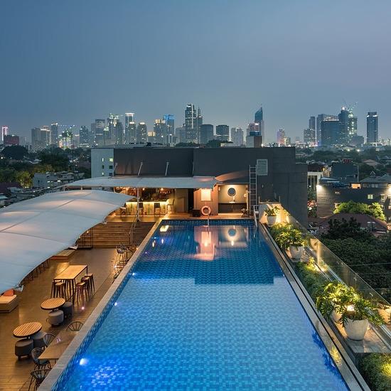 Meeting Room Picture Of Mercure Jakarta Cikini Jakarta Tripadvisor