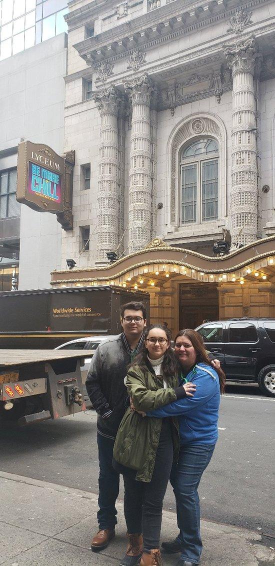 Broadway Up Close Walking Tours (New York City)