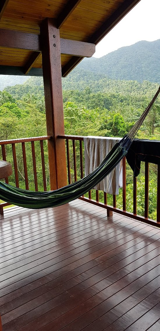Total relaxation amongst spectacular views.