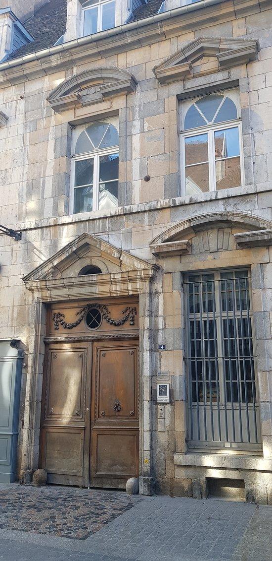 Détail de l'Hôtel du Bouteiller