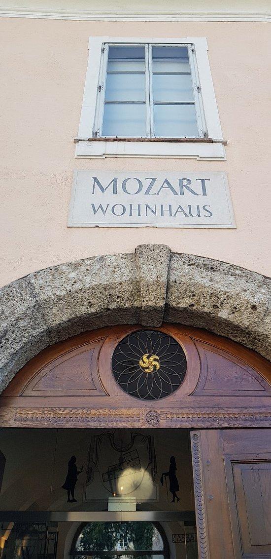 Mozart Residence (Mozart Wohnhaus) (Salzburg f446a6196ec