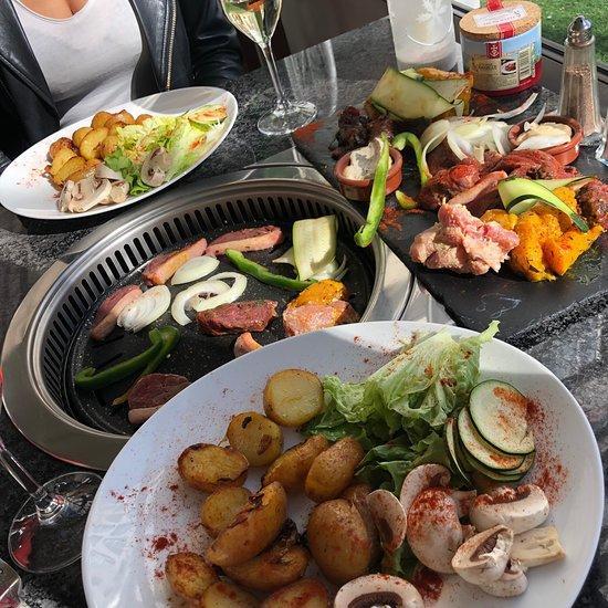 La Table A Plancha La Grande Motte Menu Prices Restaurant