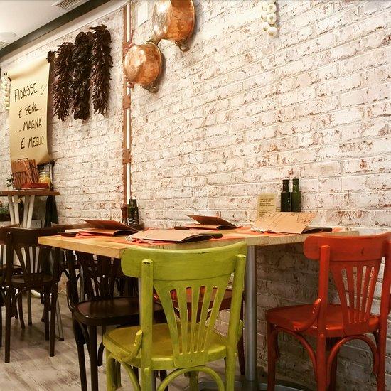 imagen La Capricciosa Italiana Pizzeria en Madrid