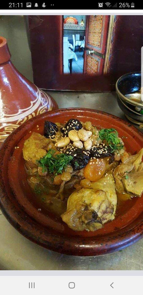 Resto au top du Maroc