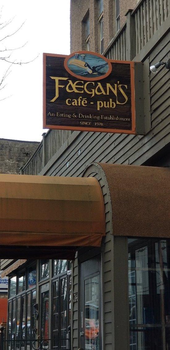 Faegan's Cafe & Pub
