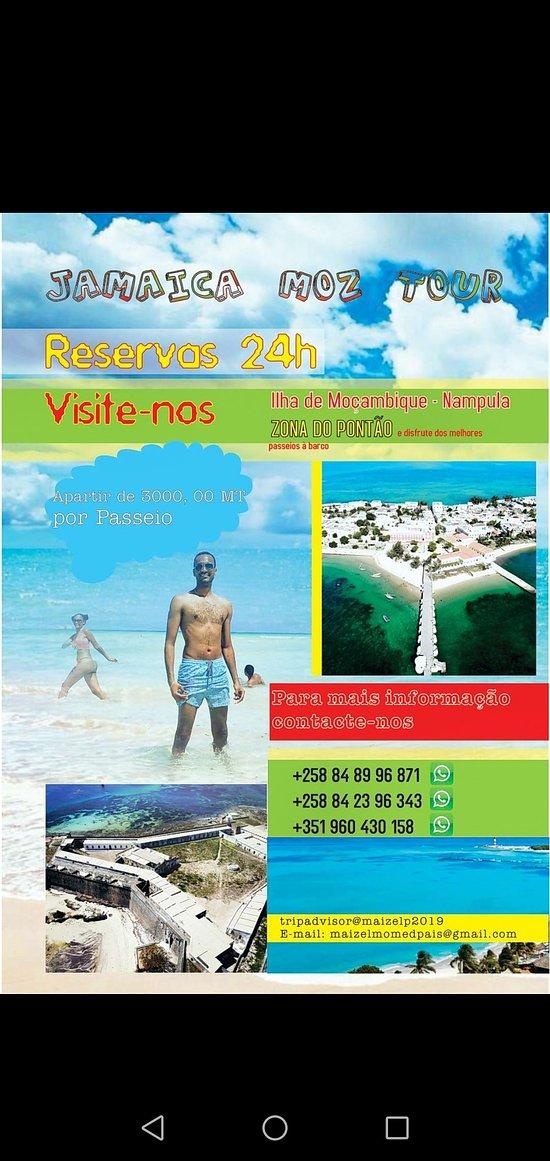 JAMAICA MOZ TOUR