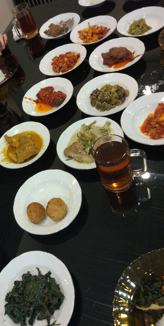 Bu mus main restaurant