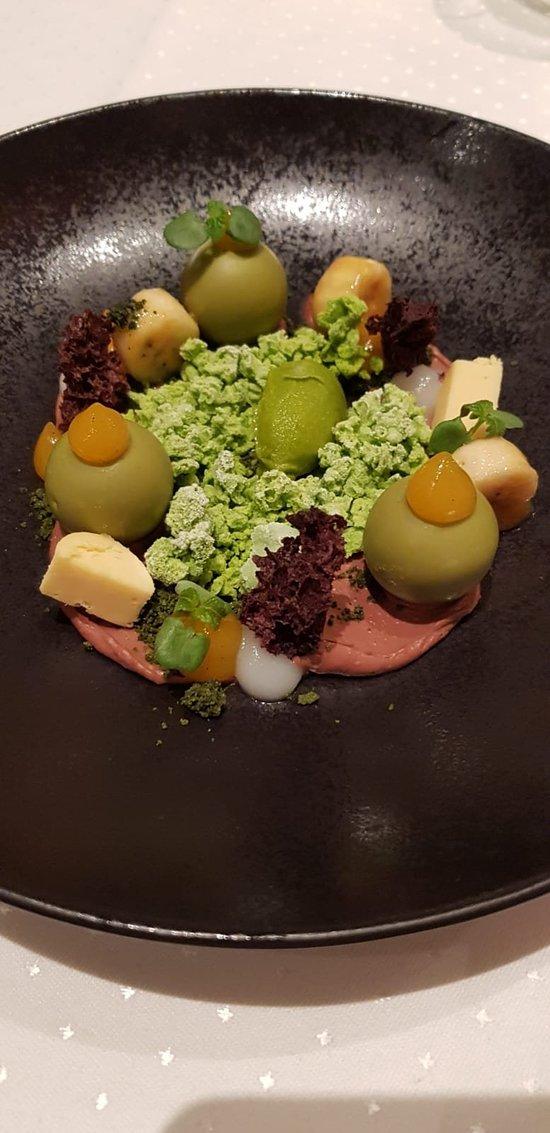 Fantastic Michelin Star Restaurant