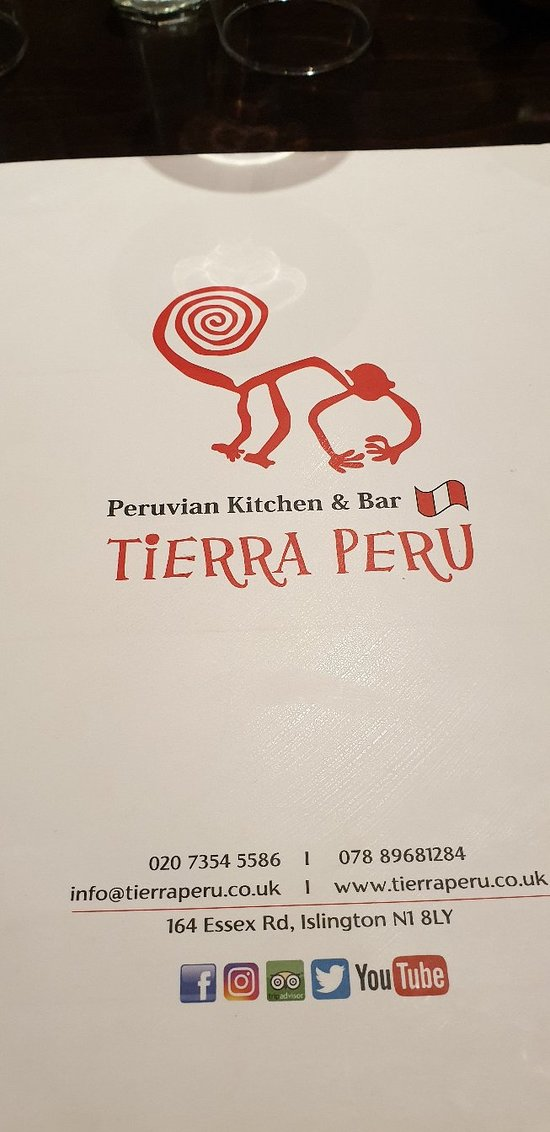 Verdadera comida peruana